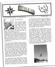 Northwind historic newslette, once printed and mailed to members
